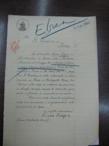1941: la violenza di un segno blu